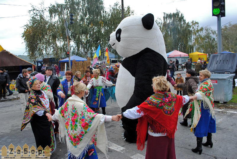 Каравай, каравай, хочешь панда выбирай