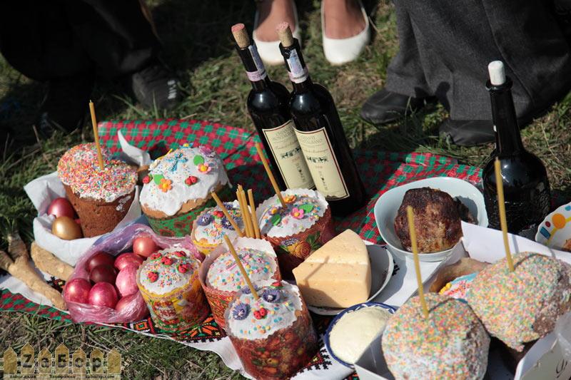 Казацкая Пасха на Хортице в Запорожье