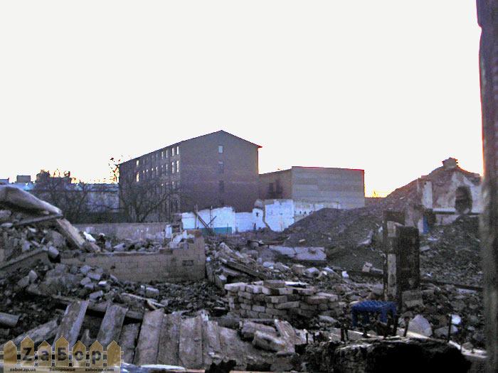 Руины пивзавода №1 в Запорожье