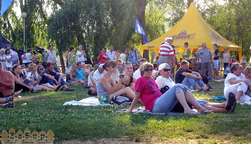 Концерт на День Металлурга в Запорожье