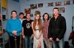 Музыкальный вечер в Радуге (Запорожье)