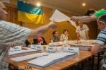 Подсчет голосов на выборах в Запорожье