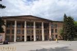 Дворец культуры Огнеупорного завода в Запорожье, фасад