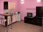 Кухня в номере на базе Пересыпь (Кирилловка)