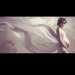 Беременная фотосессия у Дениса Минаева (Запорожье)