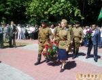Клуб Фаэтон участвует в празднике пограничников в Запорожье